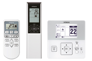 Hitachi Control And Comfort